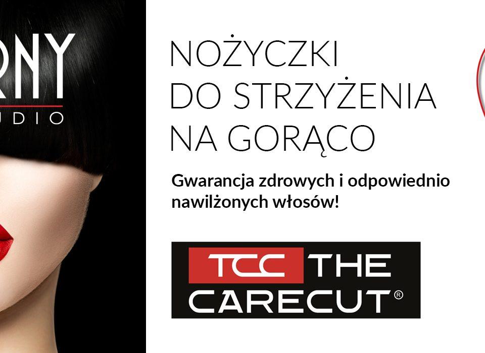 strzyżenie na gorąco gorące nożyczki Fryzjer Górny Studio fryzur Toruń